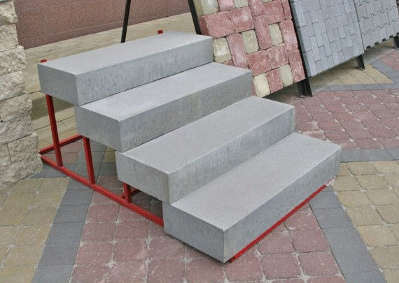 наборные ступени из бетона купить в нижнем новгороде